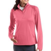 Ladies 1/2 Zip Pullover Thumbnail