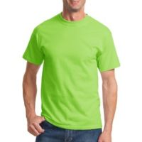 P&C Unisex 6.1oz Cotton T-Shirt Thumbnail